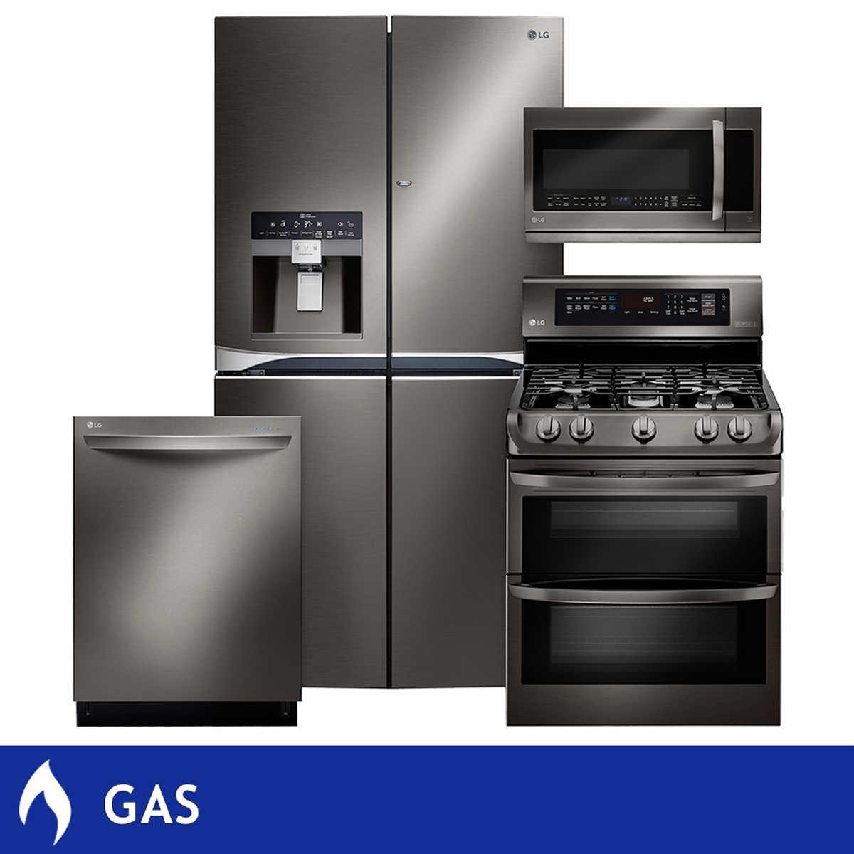 Lg Kitchen Appliance Packages Kitchen Suites Gas