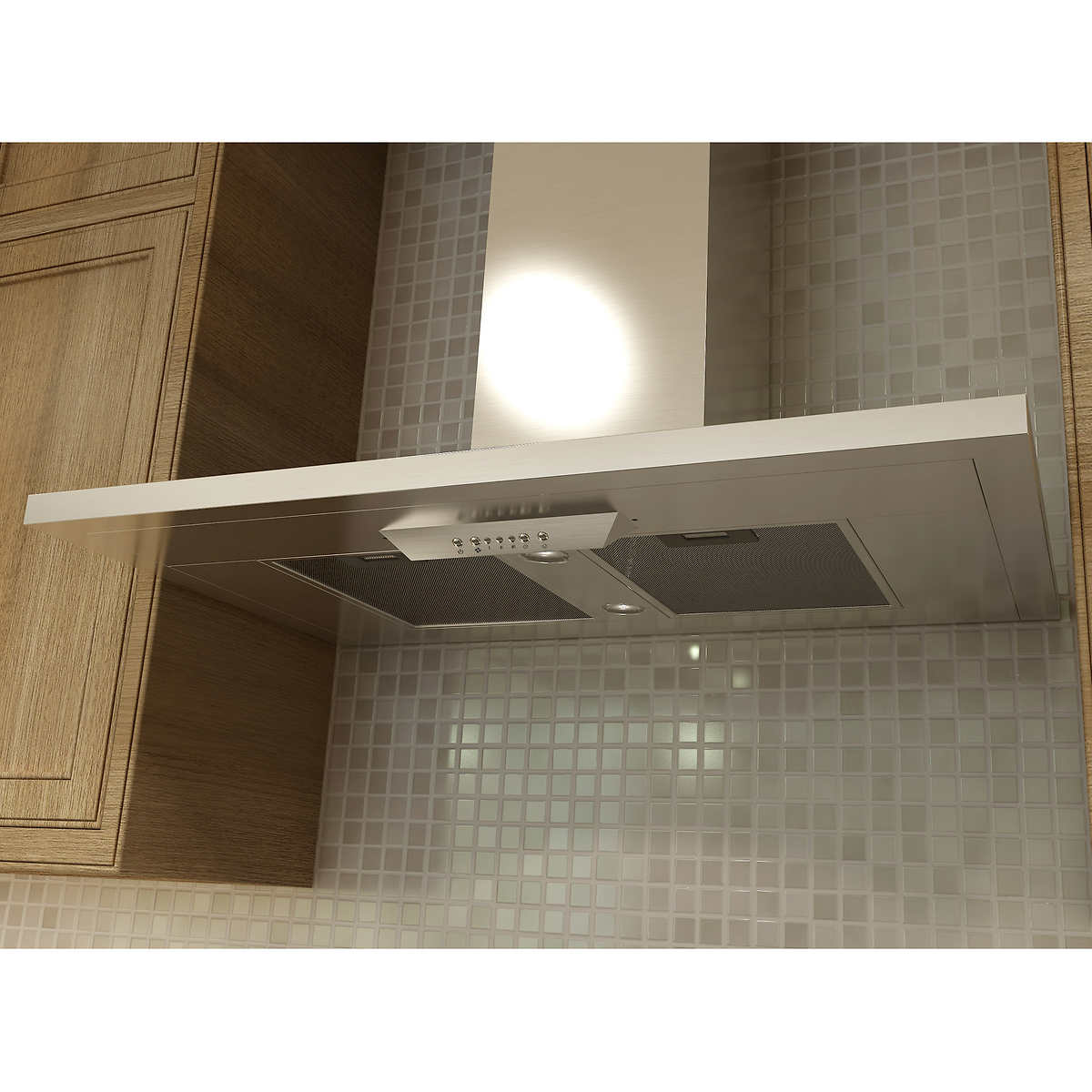 Valore plateau 30 or 36 stainless steel wall mount range hood dailygadgetfo Image collections