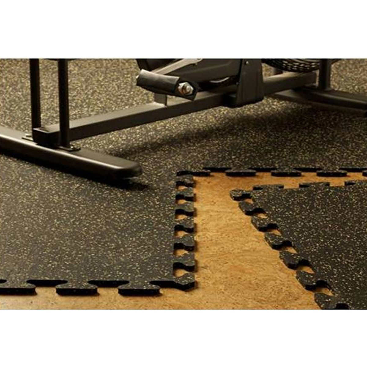 Ez flex interlocking recycled rubber floor tiles interlocking recycled rubber floor tiles 1 1 dailygadgetfo Gallery