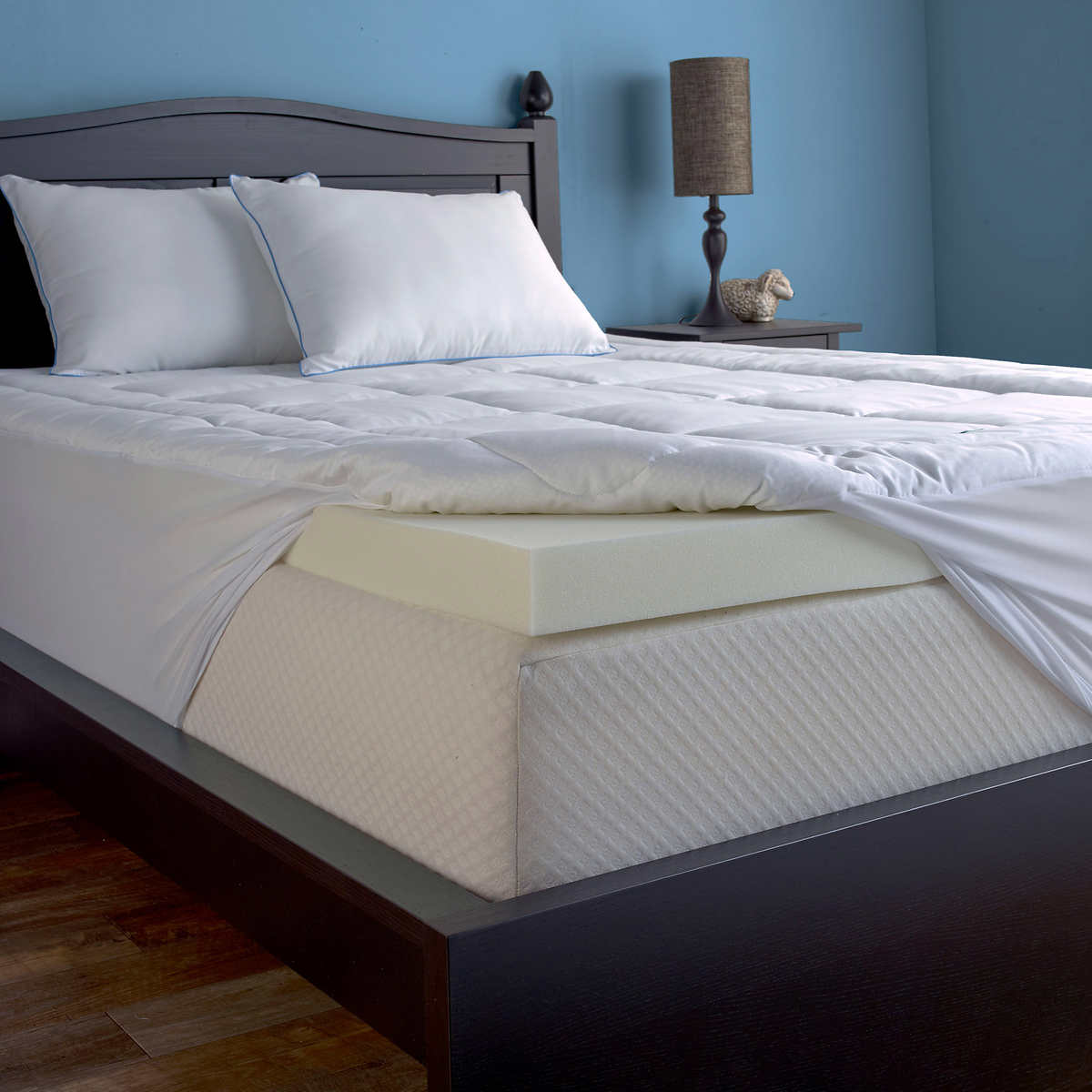Sleepbetter Isocool By Isotonic 3 Memory Foam Mattress Toppers