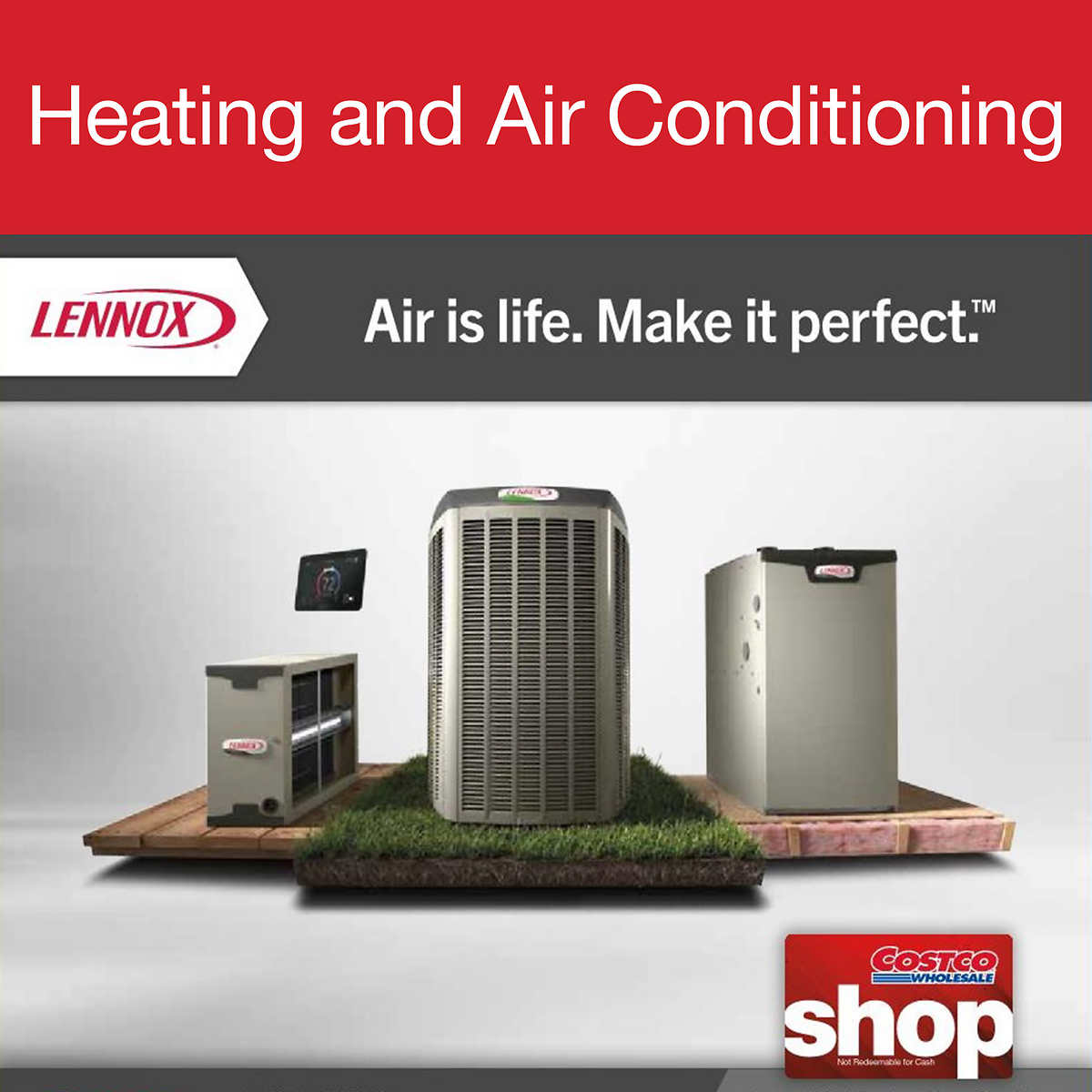 How To Service An Air Conditioner Lennoxar Heating And Air Conditioning Systems