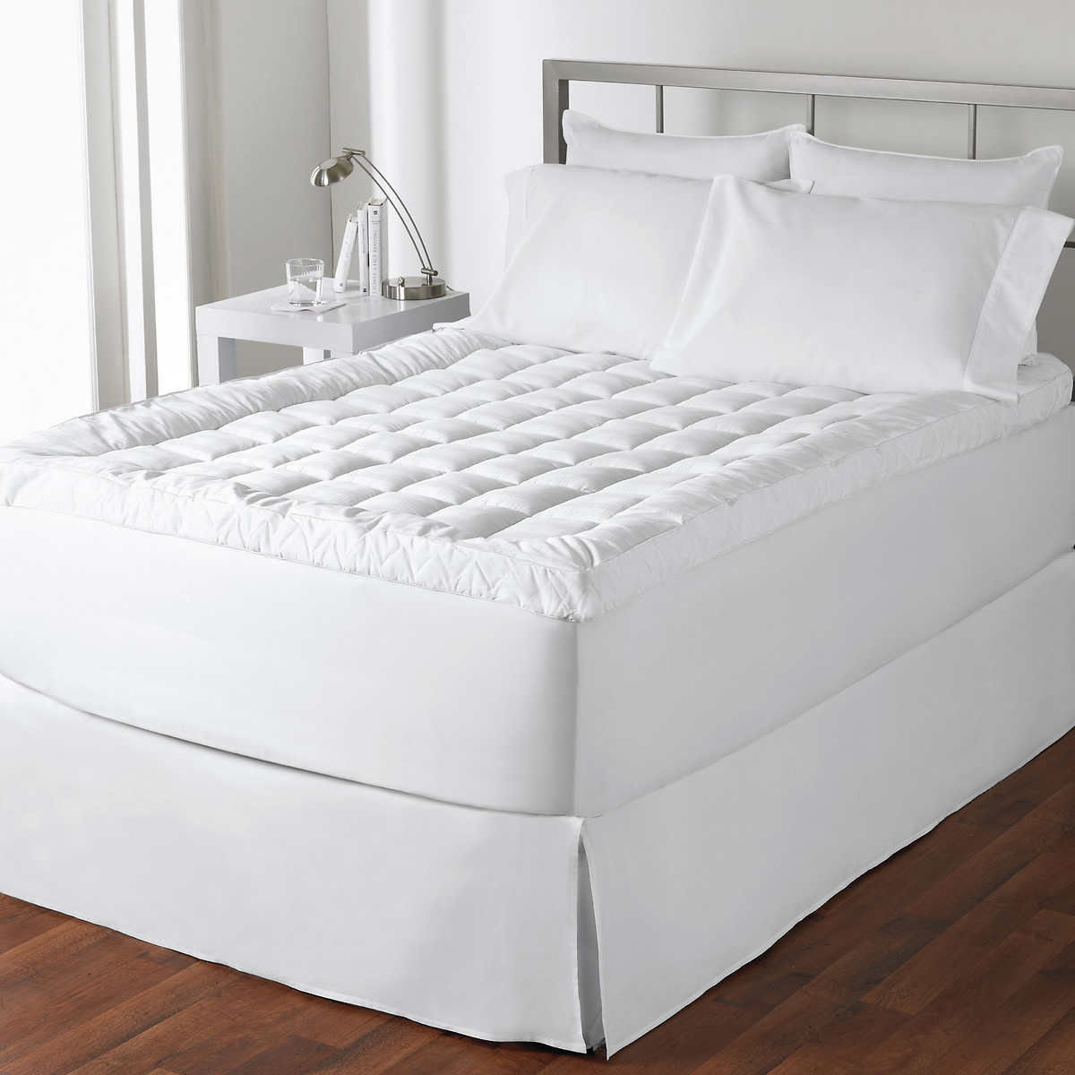 Live Comfortably Cuddlebed Mattress Topper 1