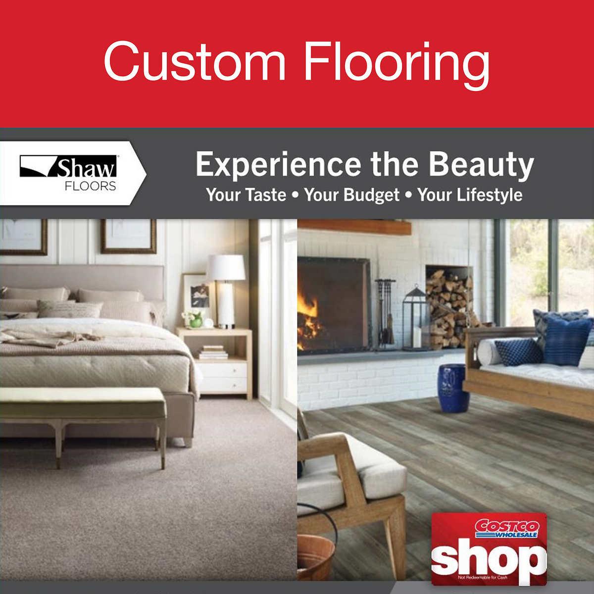 Shaw Carpet, Hardwood & Laminate Flooring - Flooring & Tile Costco