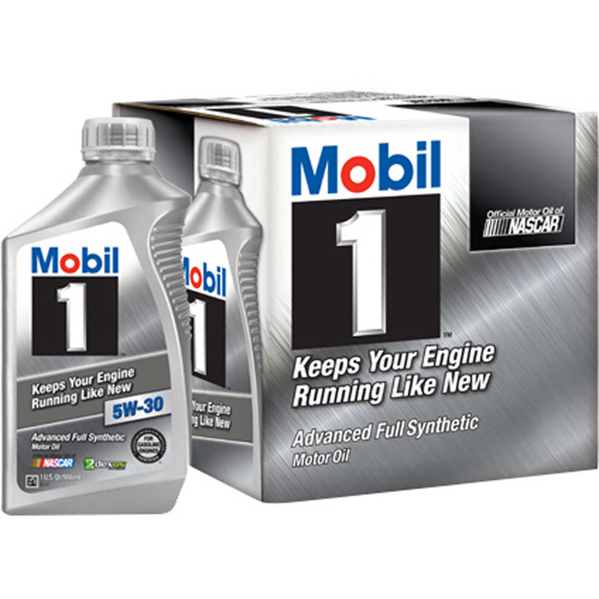 Mobil 1 advanced full synthetic motor oil 5w 30