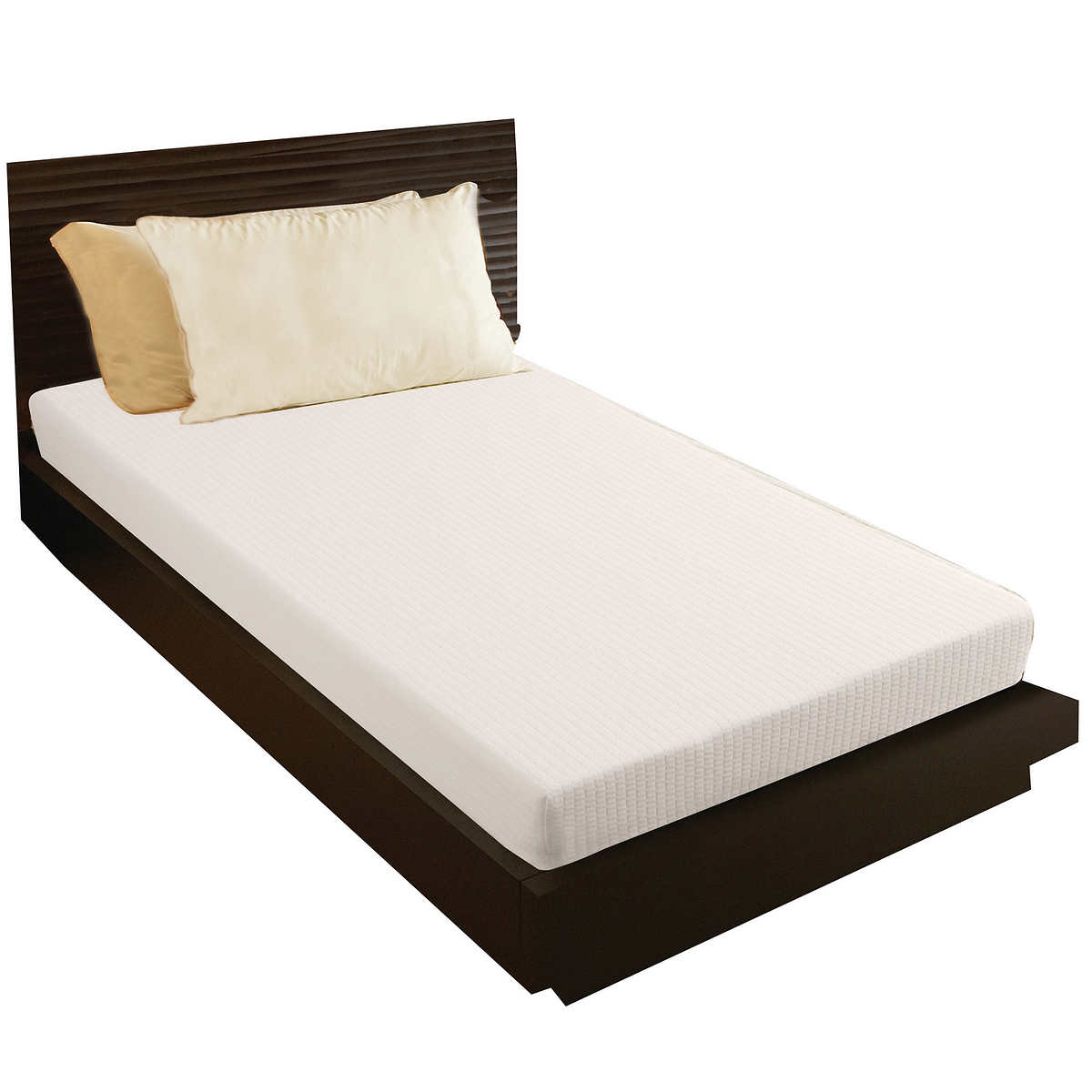 TheraPure 3 Memory Foam Mattress Topper with Cool Touch Cover. (2) · Member  Only Item