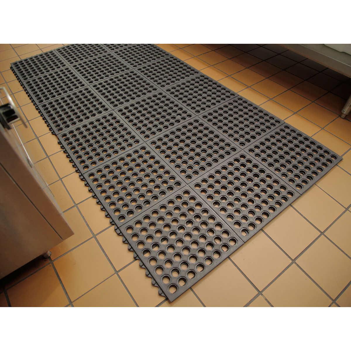 Floor mats us - Cushion Safe 3 Ft X 3 Ft Modular Tiles 2 Pack