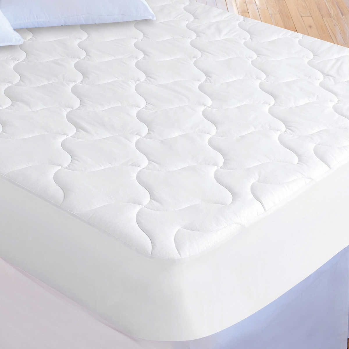 SleepBetter™ Iso-Cool® by Isotonic® Polyester Mattress Pad