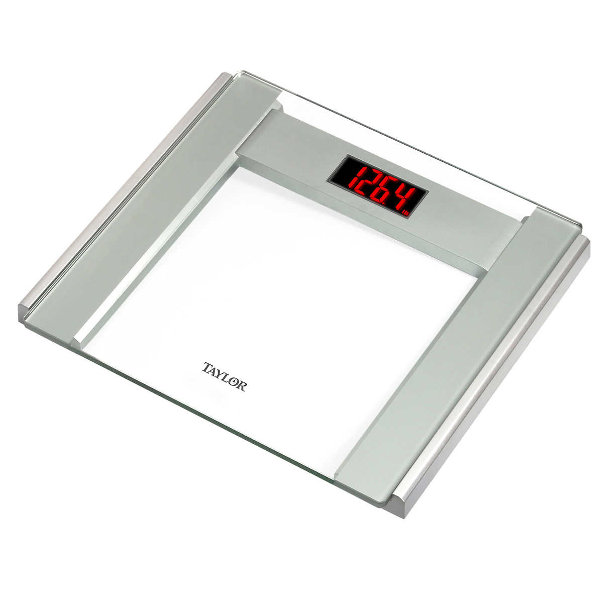 Glass bathroom scales - Taylor Digital Glass Bathroom Scale Item 915594 Click To Zoom