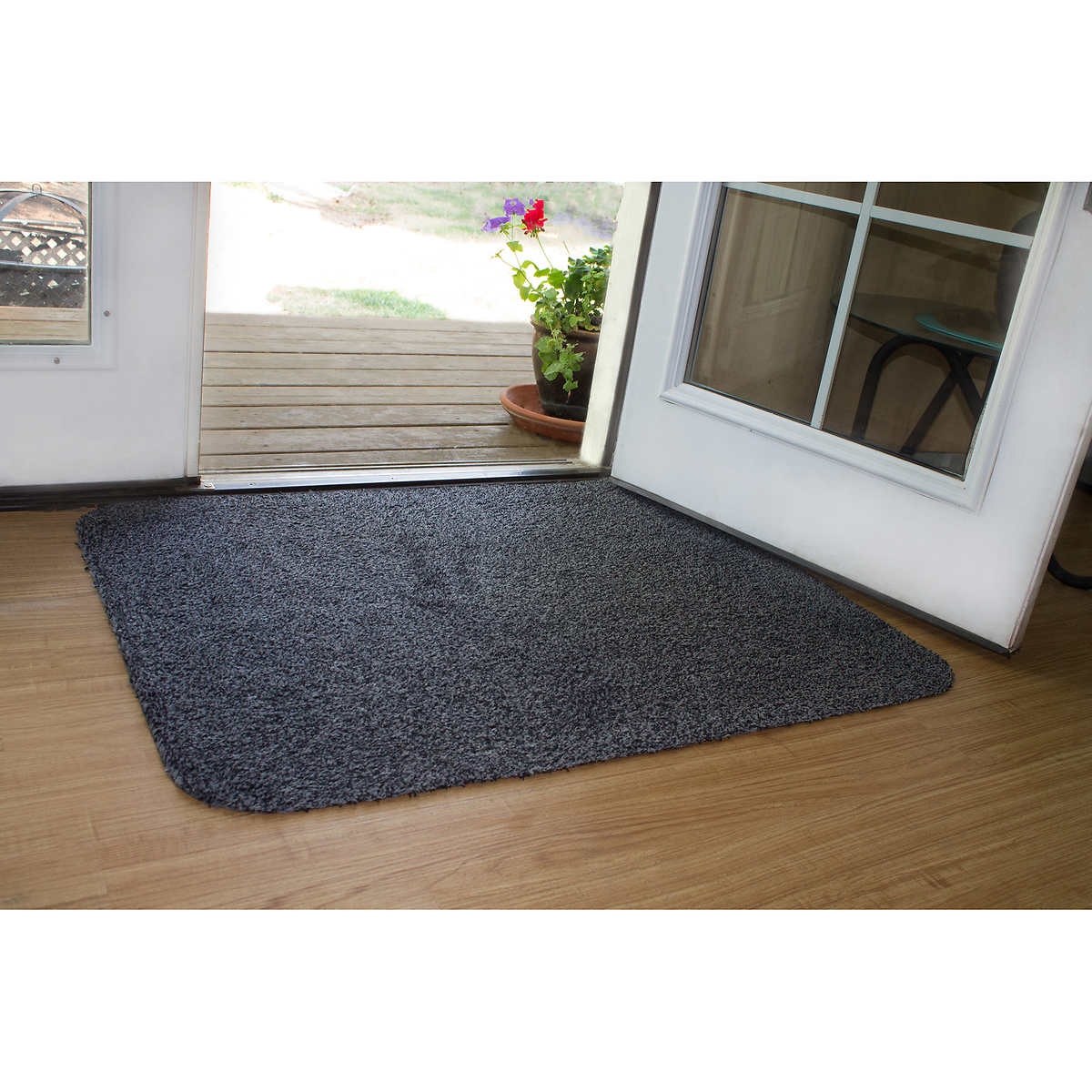 rugs mats cushioned kitchen floor mats Golden West Miracle Door Mat