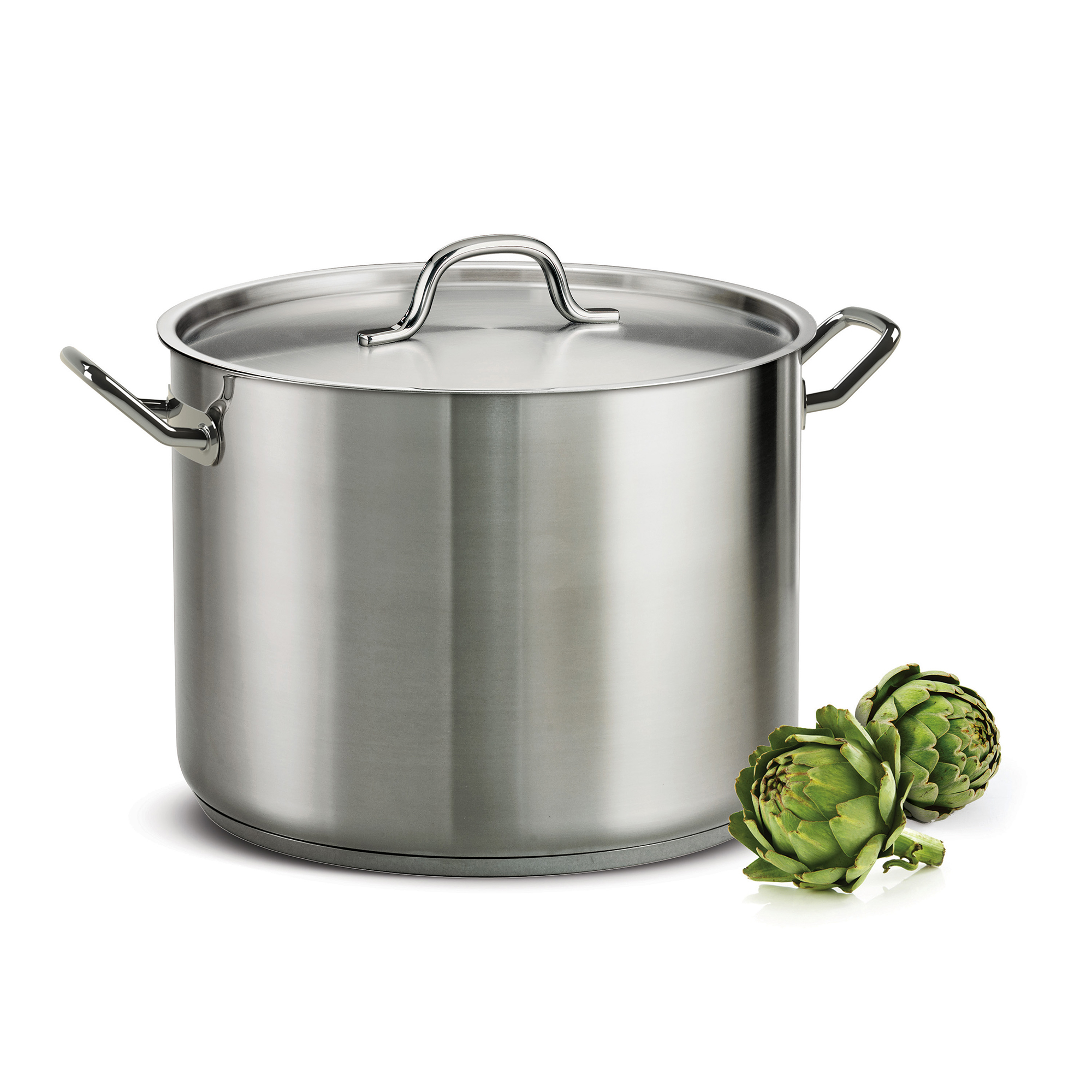 Tramontina Proline 16 Quart Stainless Steel Covered Stock