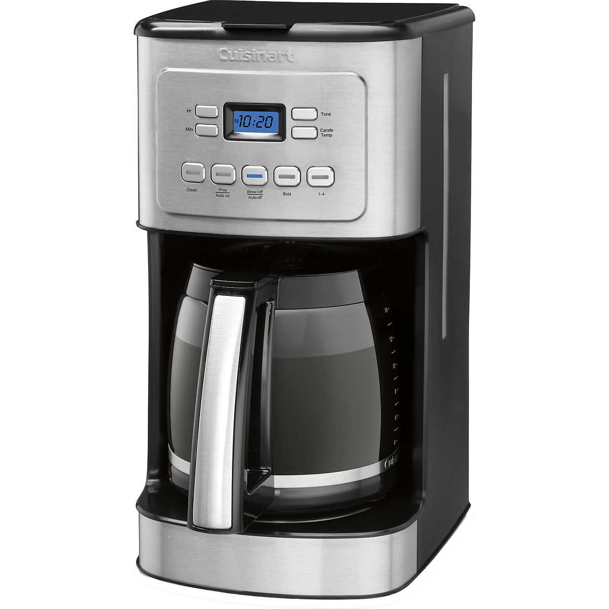 Cuisinart coffee maker stainless steel carafe - Cuisinart 14 Cup Programmable Coffeemaker Item 565000 Click To Zoom