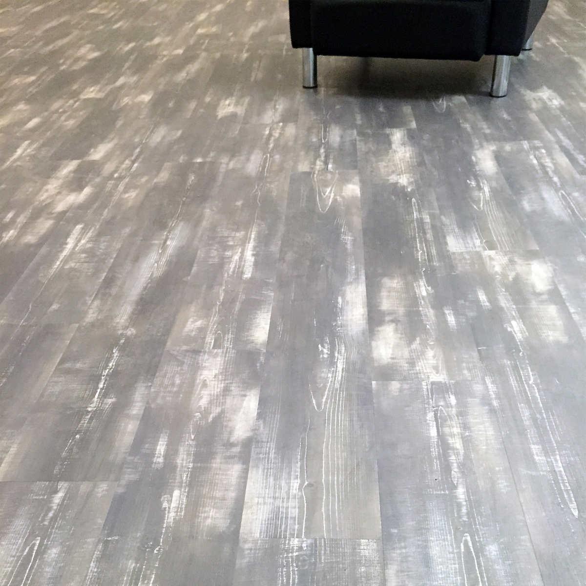 Vinyl Tile Flooring bardwin almond vinyl tile 21661 Fossil Oak Power Click Flooring Luxury Vinyl Tile System