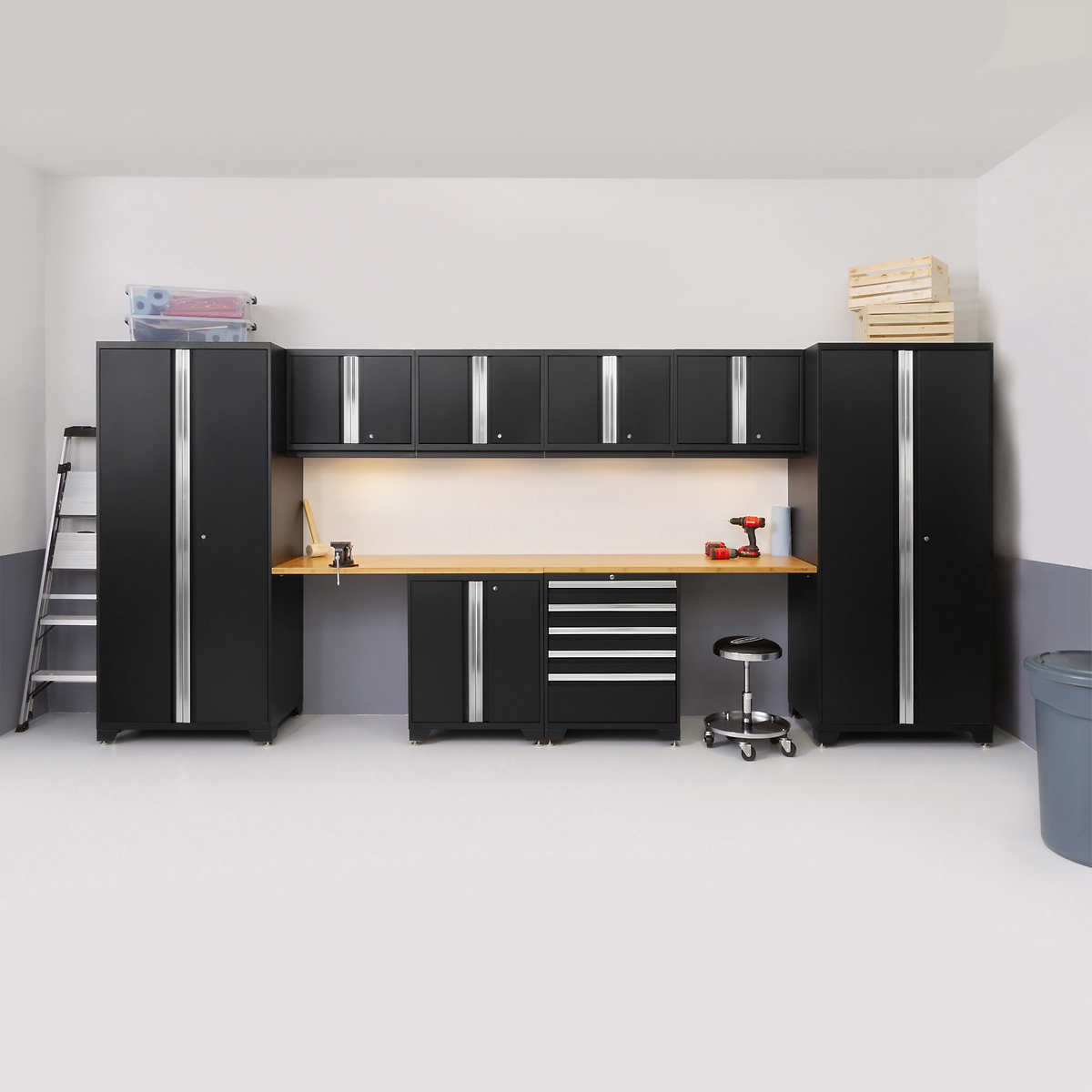 Newage Garage Cabinets Costco : Newage cabinets costco matttroy