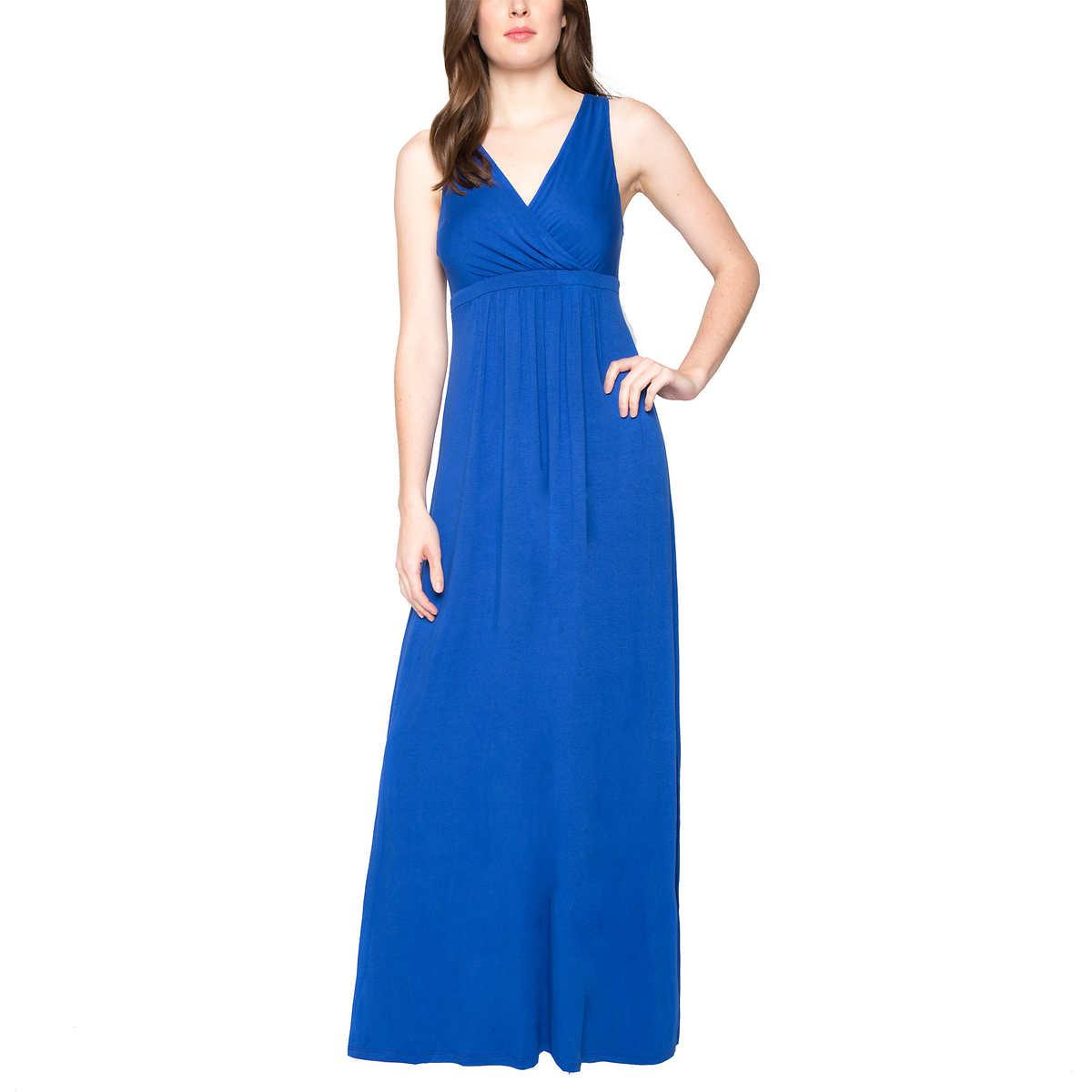 Blue apron costco - Matty M Ladies Maxi Dress