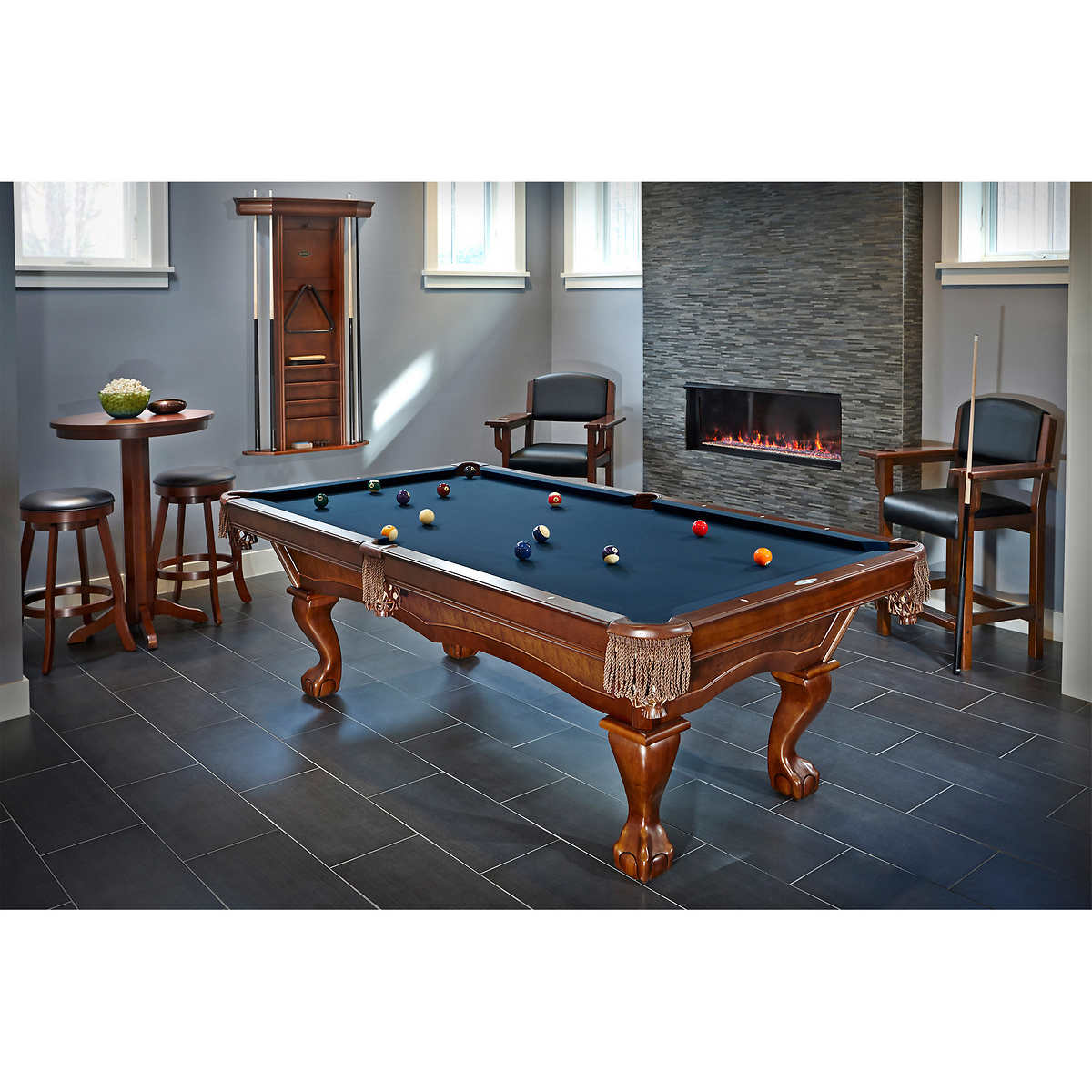 American Heritage Madison Billiard Collection - American heritage madison pool table