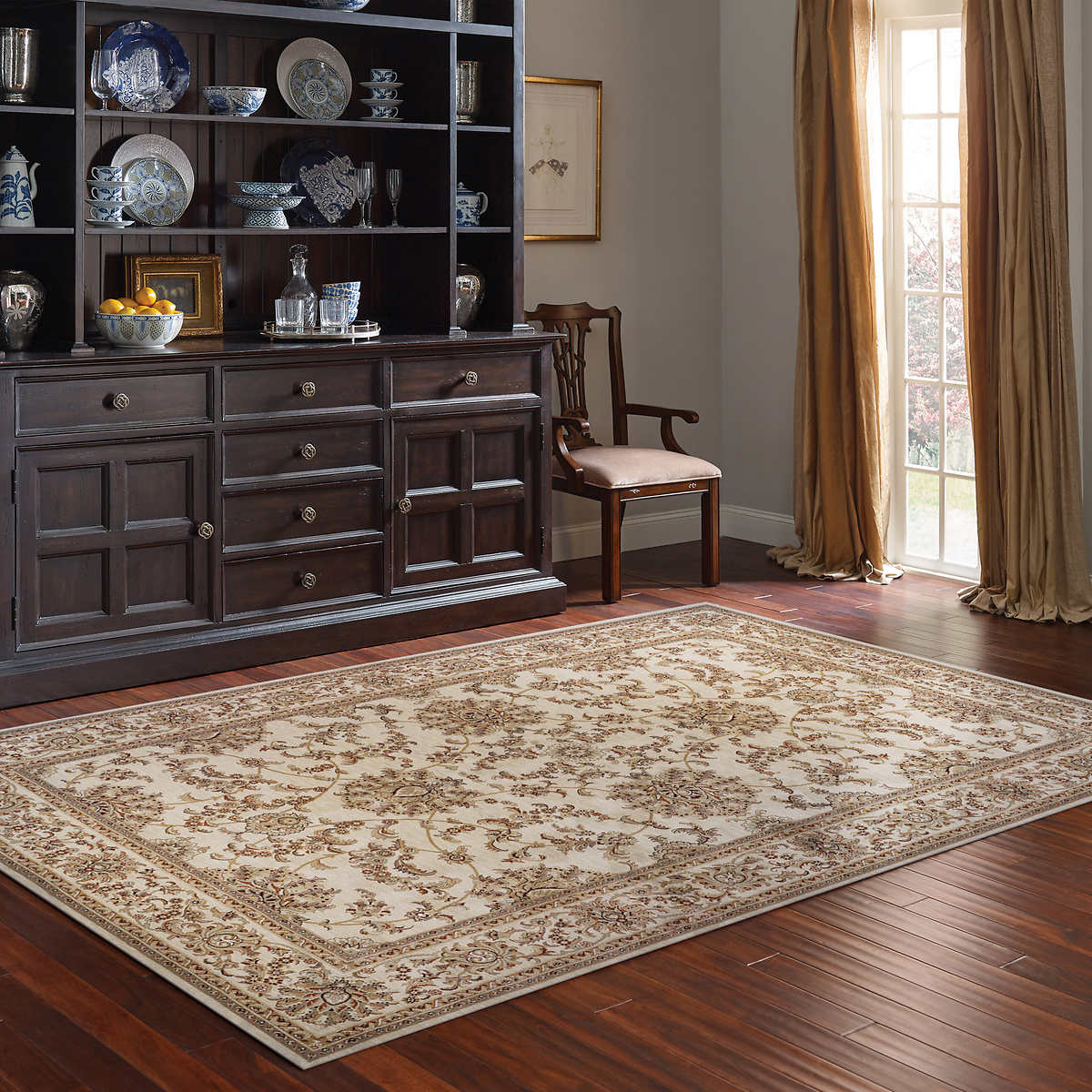 Thomasville Timeless Classic Rug Collection - Coventry Ivory - Thomasville Rugs Costco