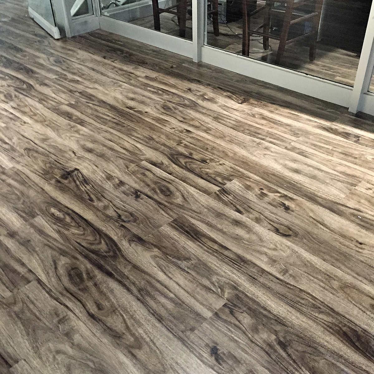 click vinyl flooring costco gurus floor. Black Bedroom Furniture Sets. Home Design Ideas