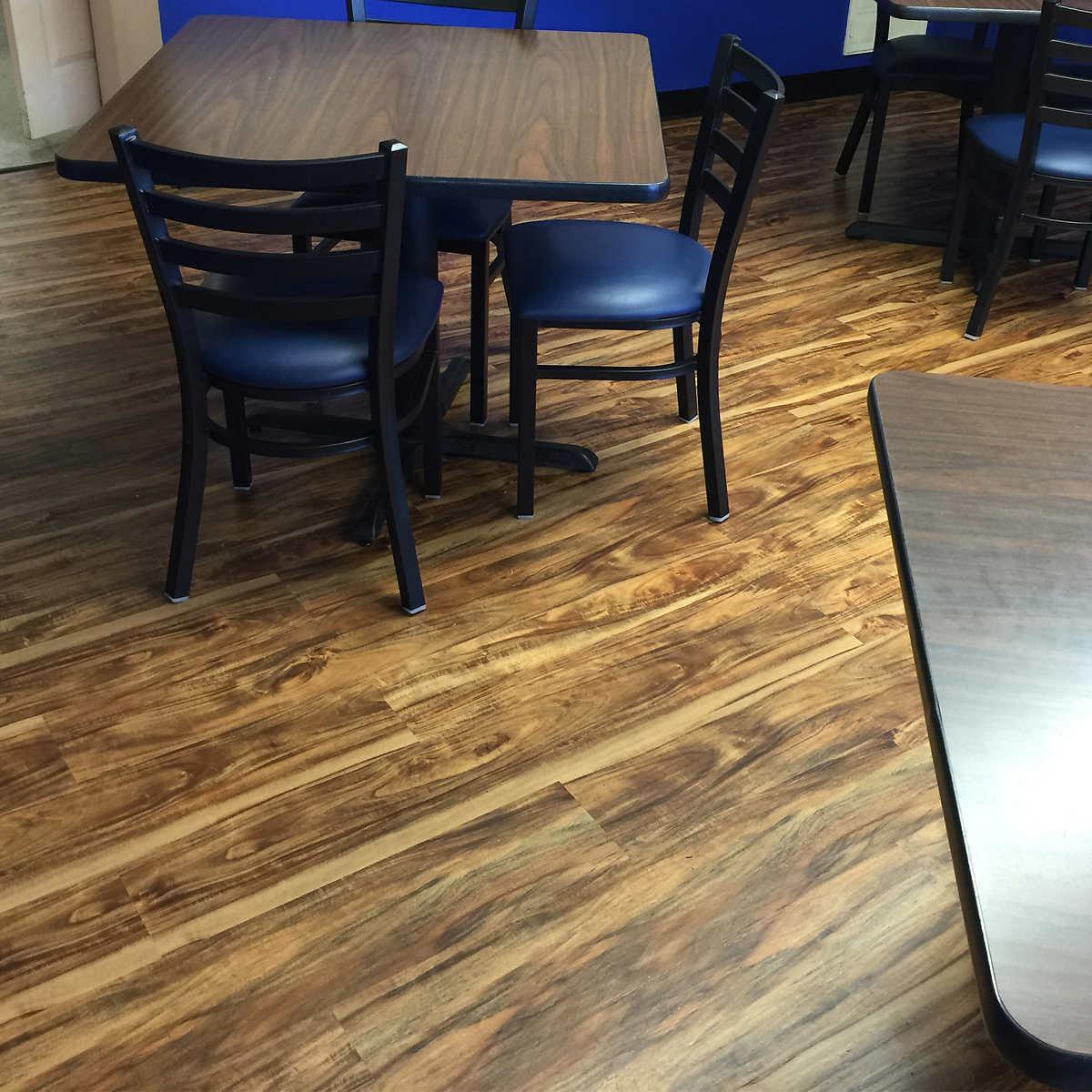 Vinyl Tile Flooring coastal gray resilient vinyl tile flooring 30 Sunburst Acacia Power Click Flooring Luxury Vinyl Tile System