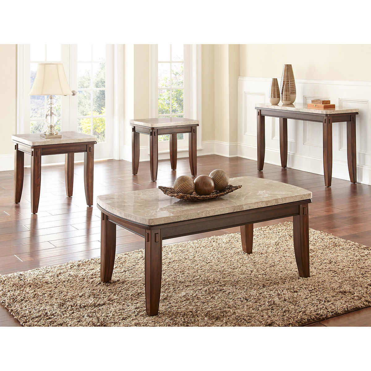 Edgewater Occasional Table Collection - Occasional Tables Costco