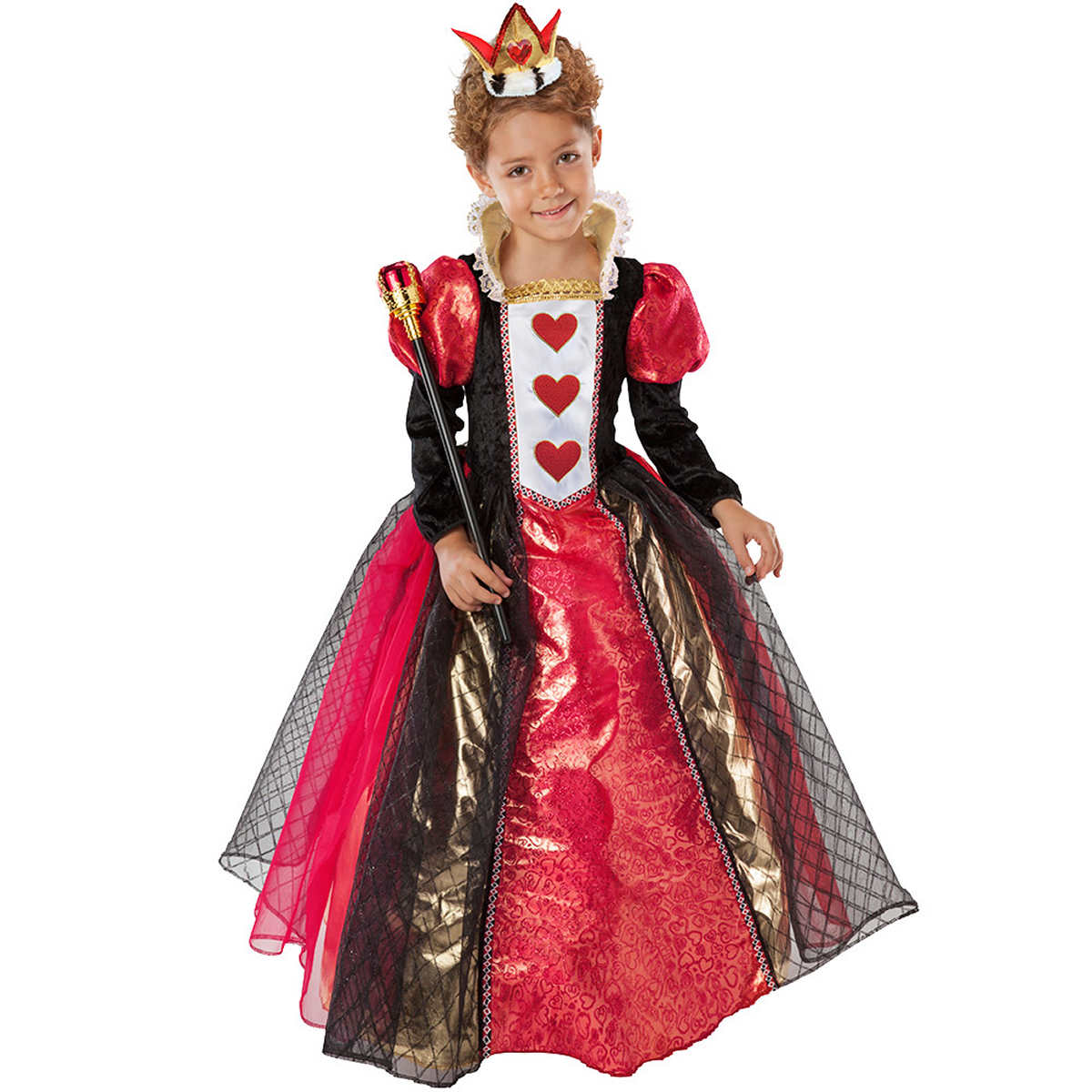 queen of hearts costume - Utah Halloween Stores