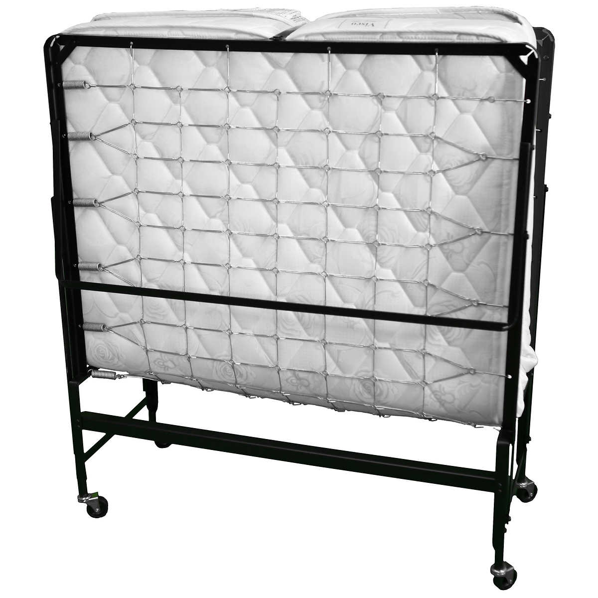hollywood bed rollaway with memory foam mattress - Hollywood Bed Frames