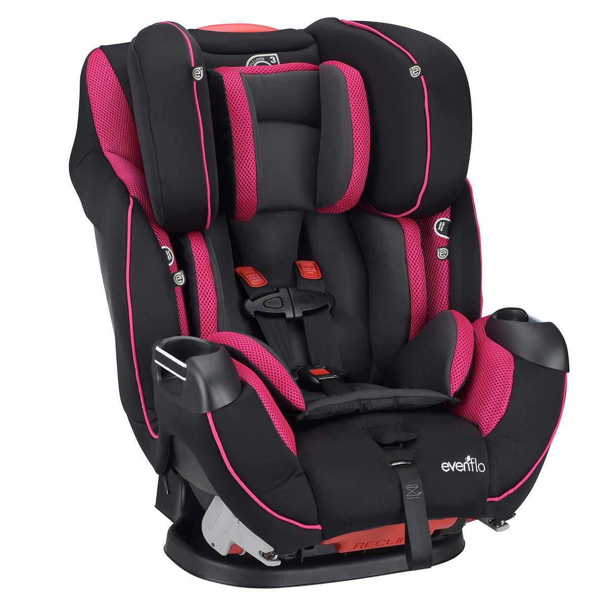 Used crib for sale edmonton - Evenflo Symphony Elite Car Seat Raspberry Sorbet