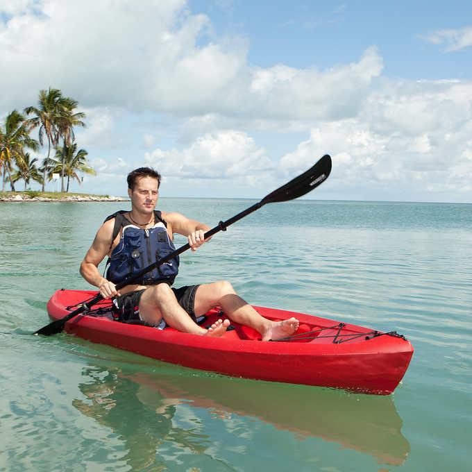 2 Person Kayak Costco >> Lifetime Tamarack 10 Sit On Top Kayak