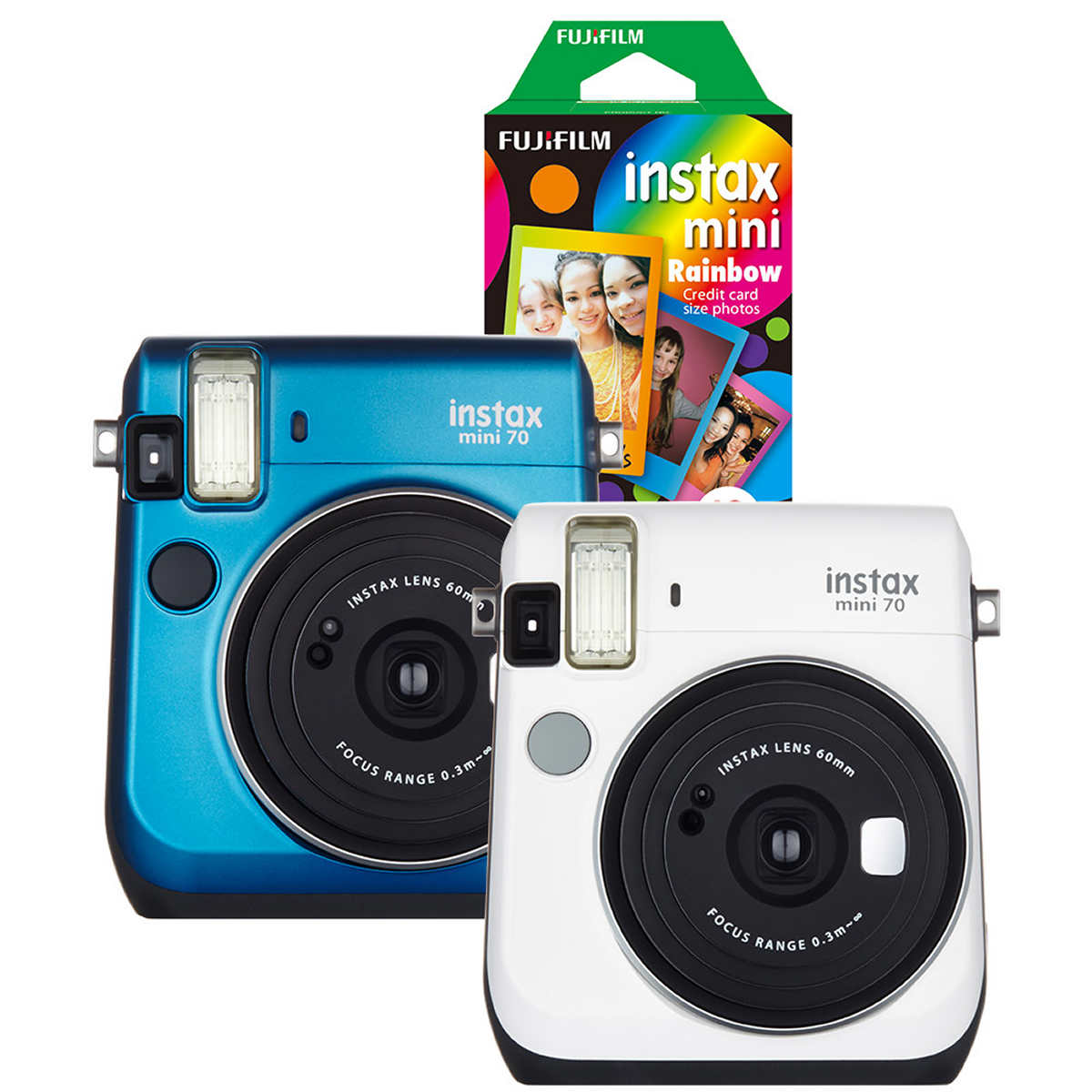 FUJIFILM instax Mini 70 Camera Bundle