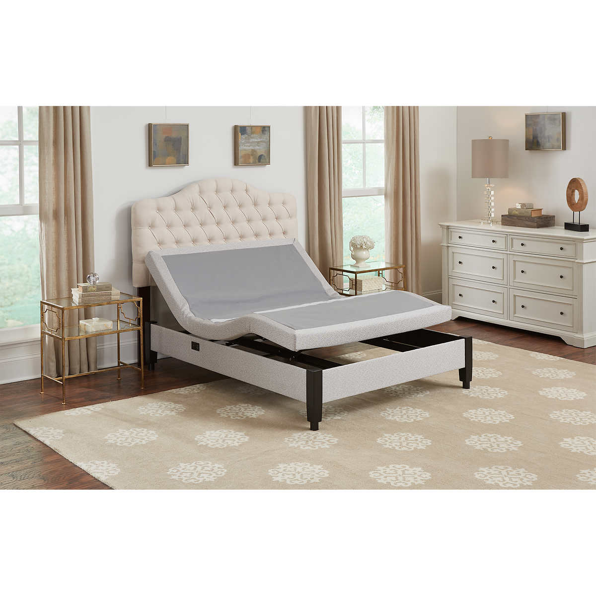 leggett platt attwood adjustable queen base - Adjustable Queen Bed Frame