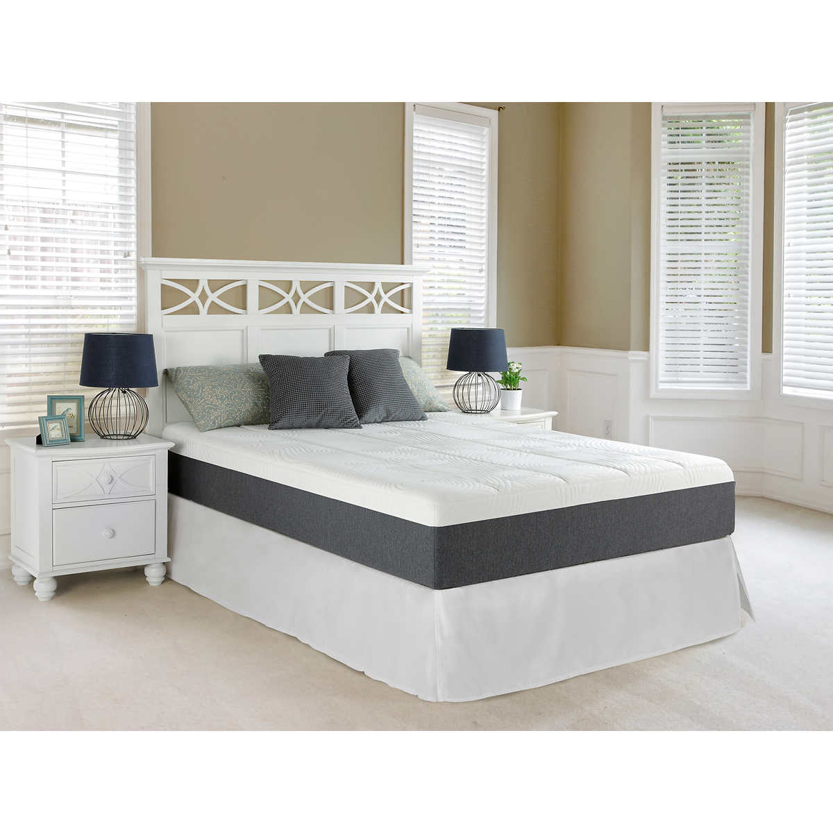 12 inch memory foam mattress costco Blackstone 12