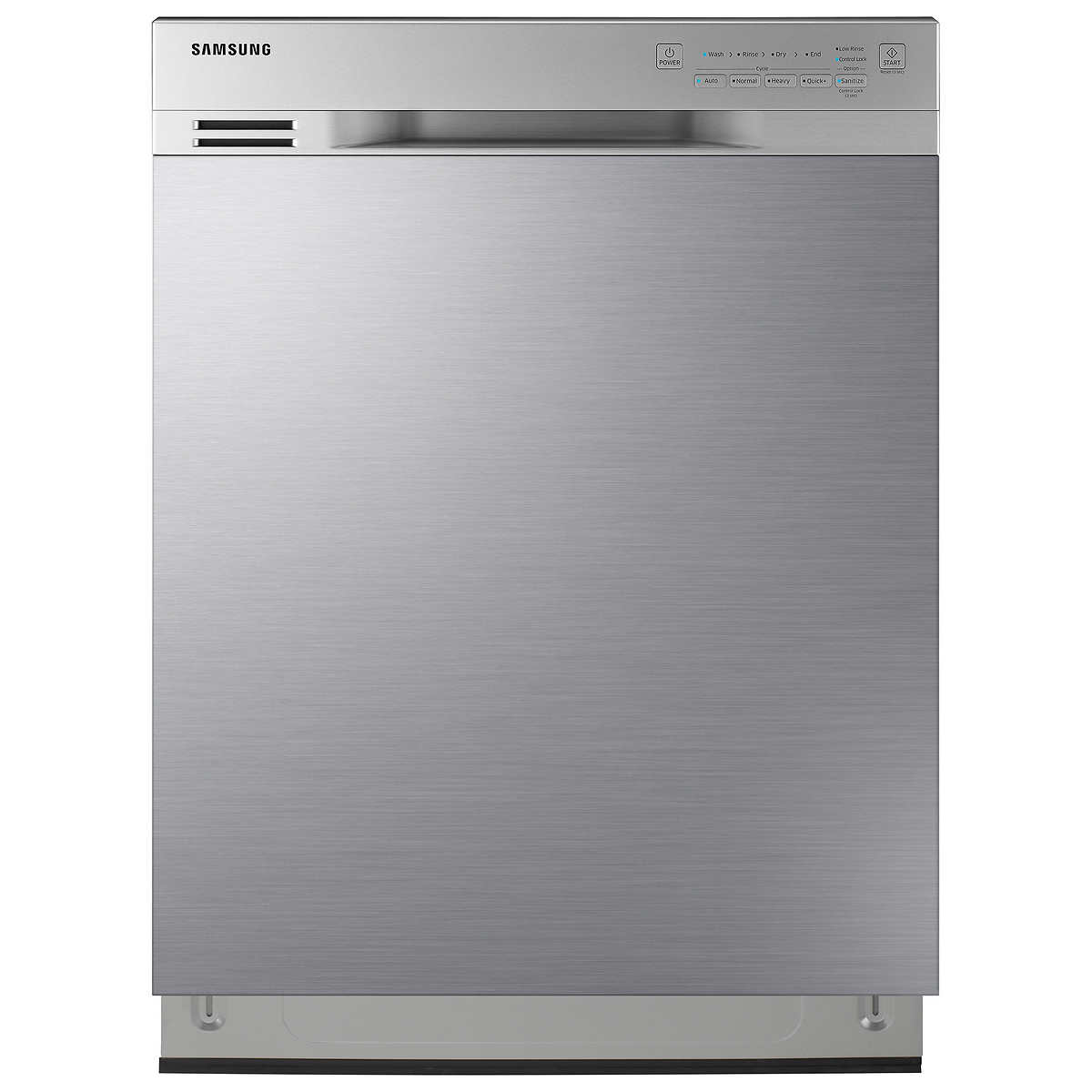 How To Clean The Inside Of A Stainless Steel Dishwasher Stainless Steel Dishwashers Costco