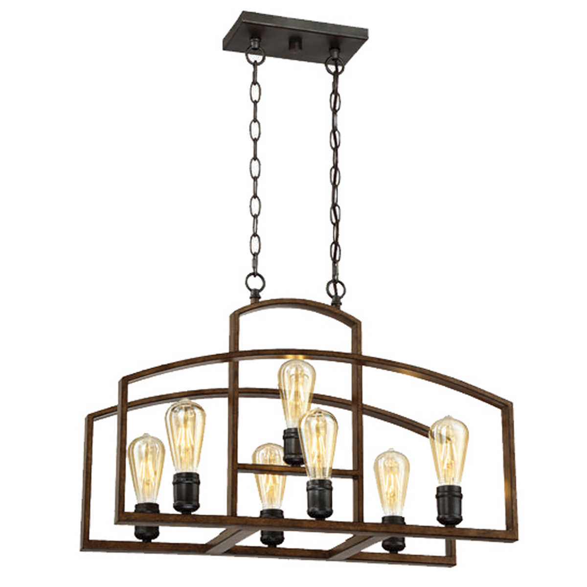 DSI 7 Light Chandelier