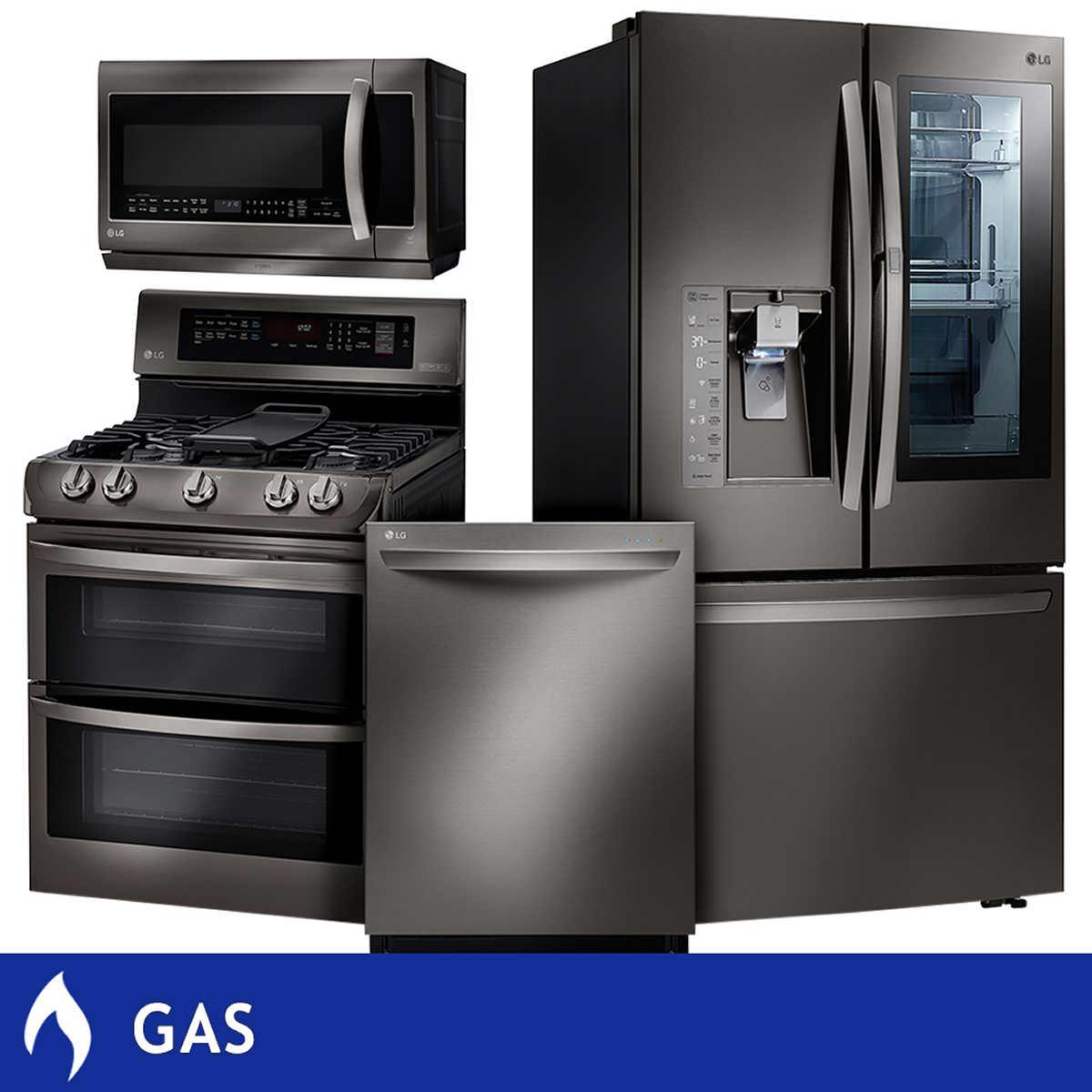 Lg Kitchen Appliance Packages Kitchen Suites