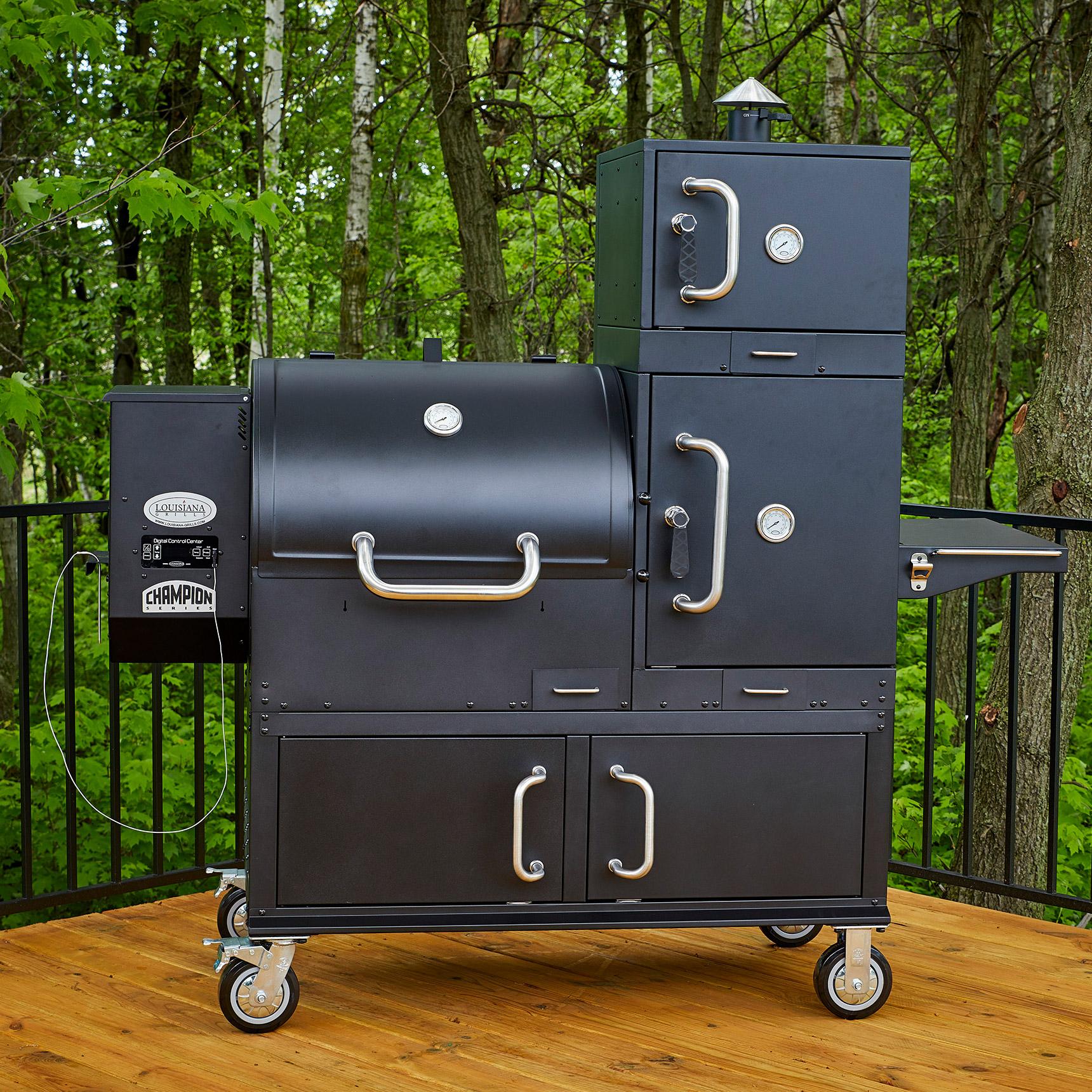 Louisiana Grills Champion Pellet Grill | eBay