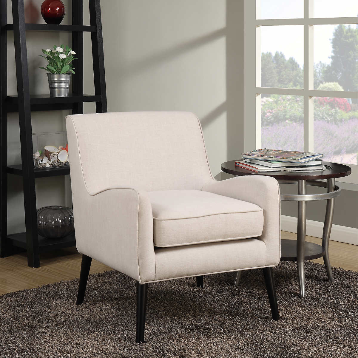 Tate Fabric Accent Chair