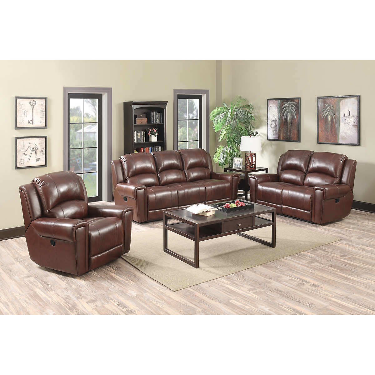 Reclining Living Room Set Home Design Ideas Within