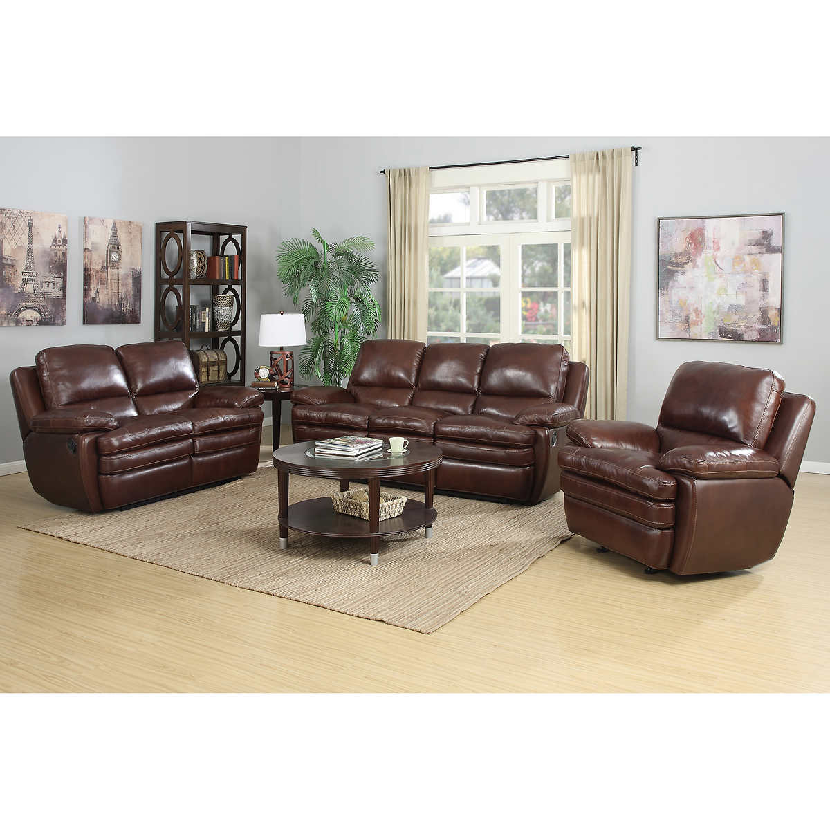 Htl concord leather sofa reviews refil sofa for Htl sectional leather sofa