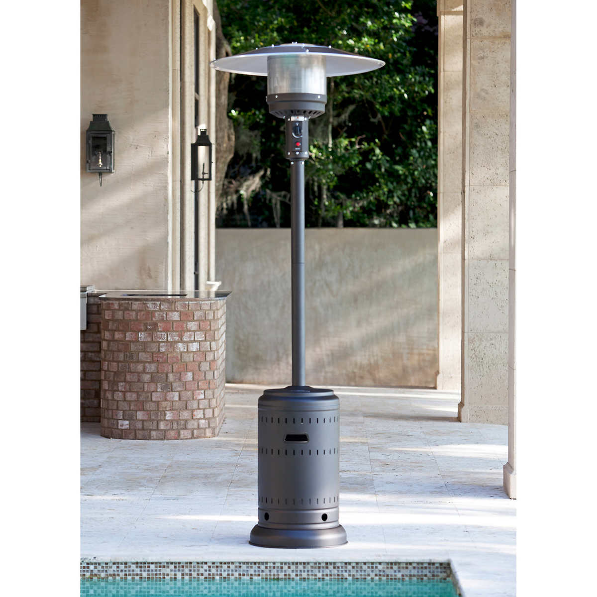 heaters working heater reviews propane costco manual lowes outdoor gardensun patio not