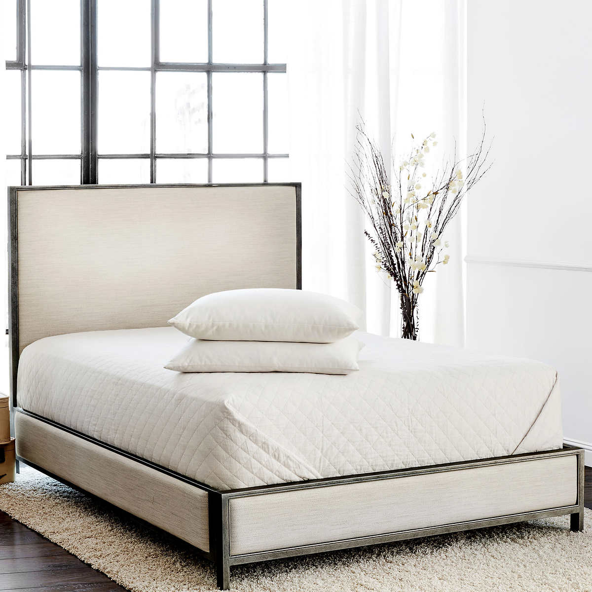 Brentwood Home Ridgecrest Cal King Bed