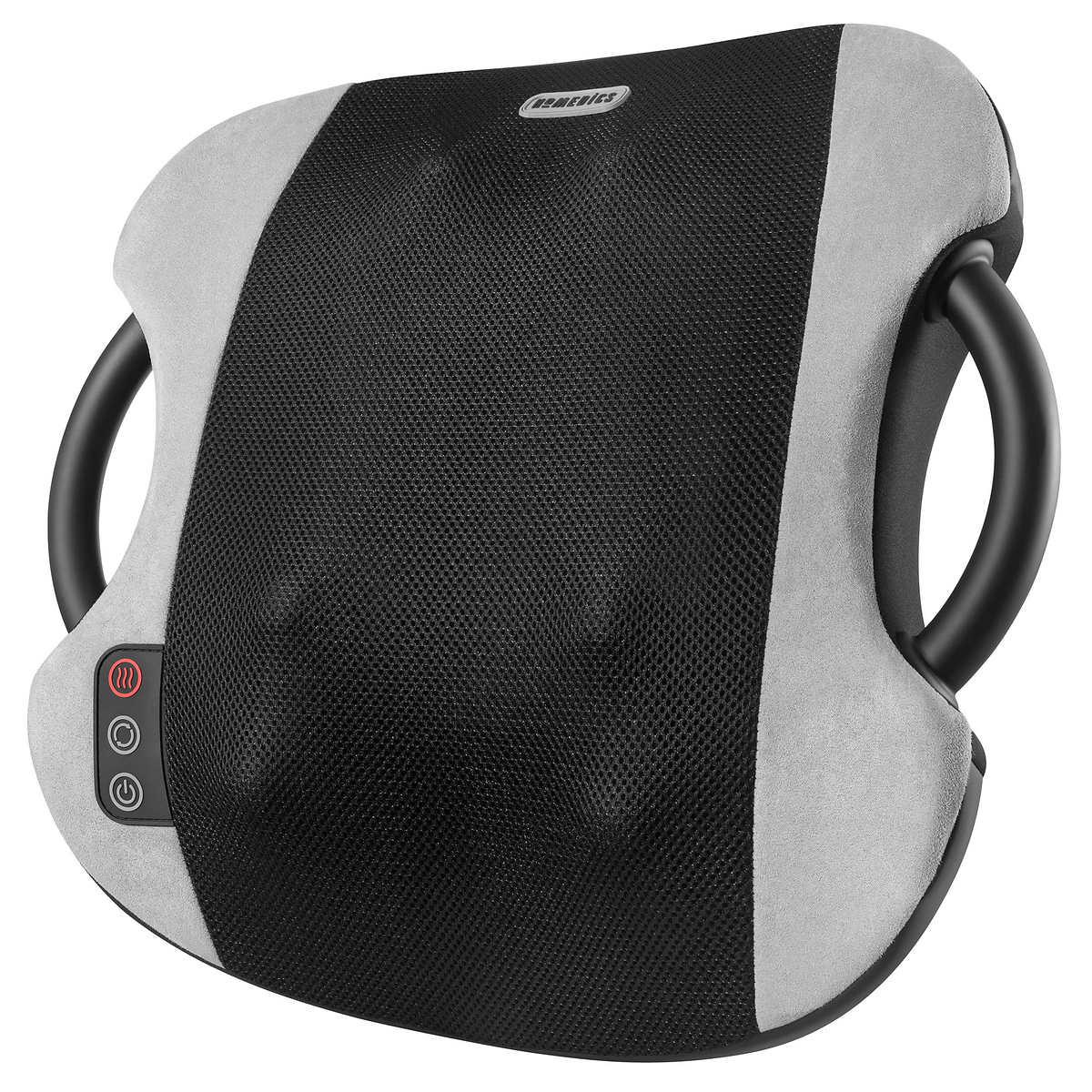 Homedics shiatsu premier back massager with heat