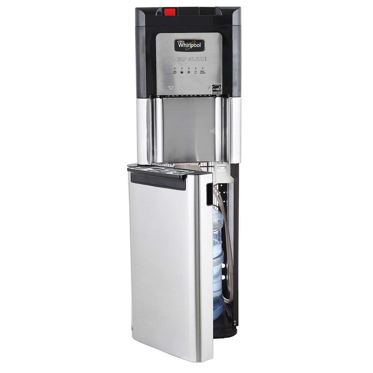 Whirlpool white ice costco canada - Whirlpool Self Cleaning Stainless Steel Bottom Load Water Cooler