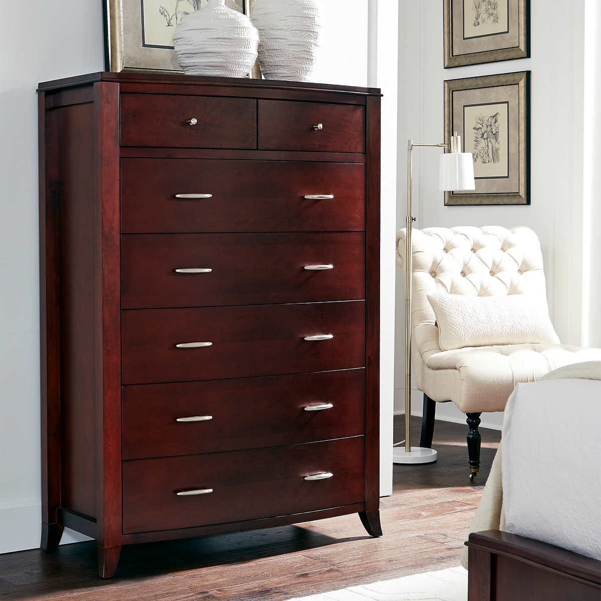 chests  dressers  costco - bevelle chest