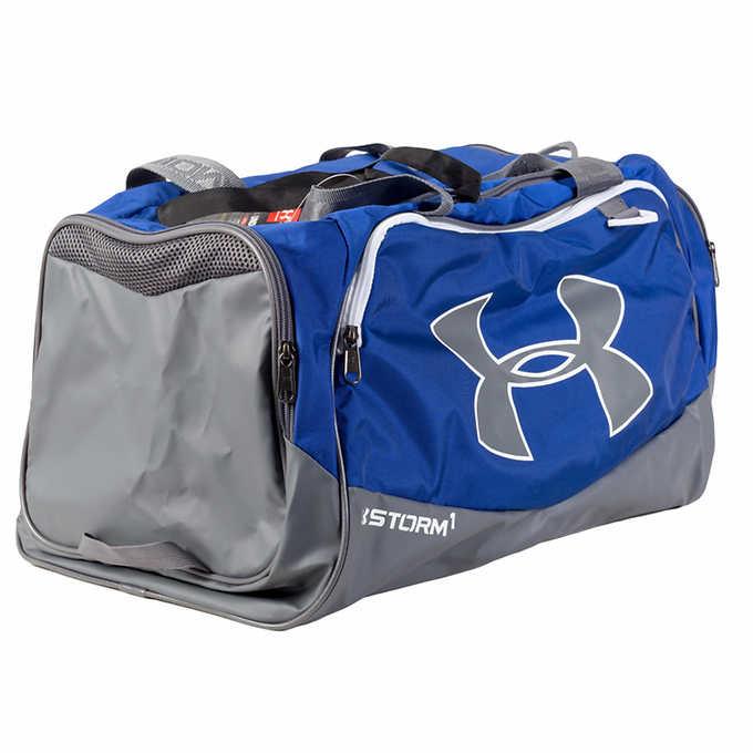 under armour storm ii undeniable medium duffel bag travel backpack gym camp new ebay. Black Bedroom Furniture Sets. Home Design Ideas