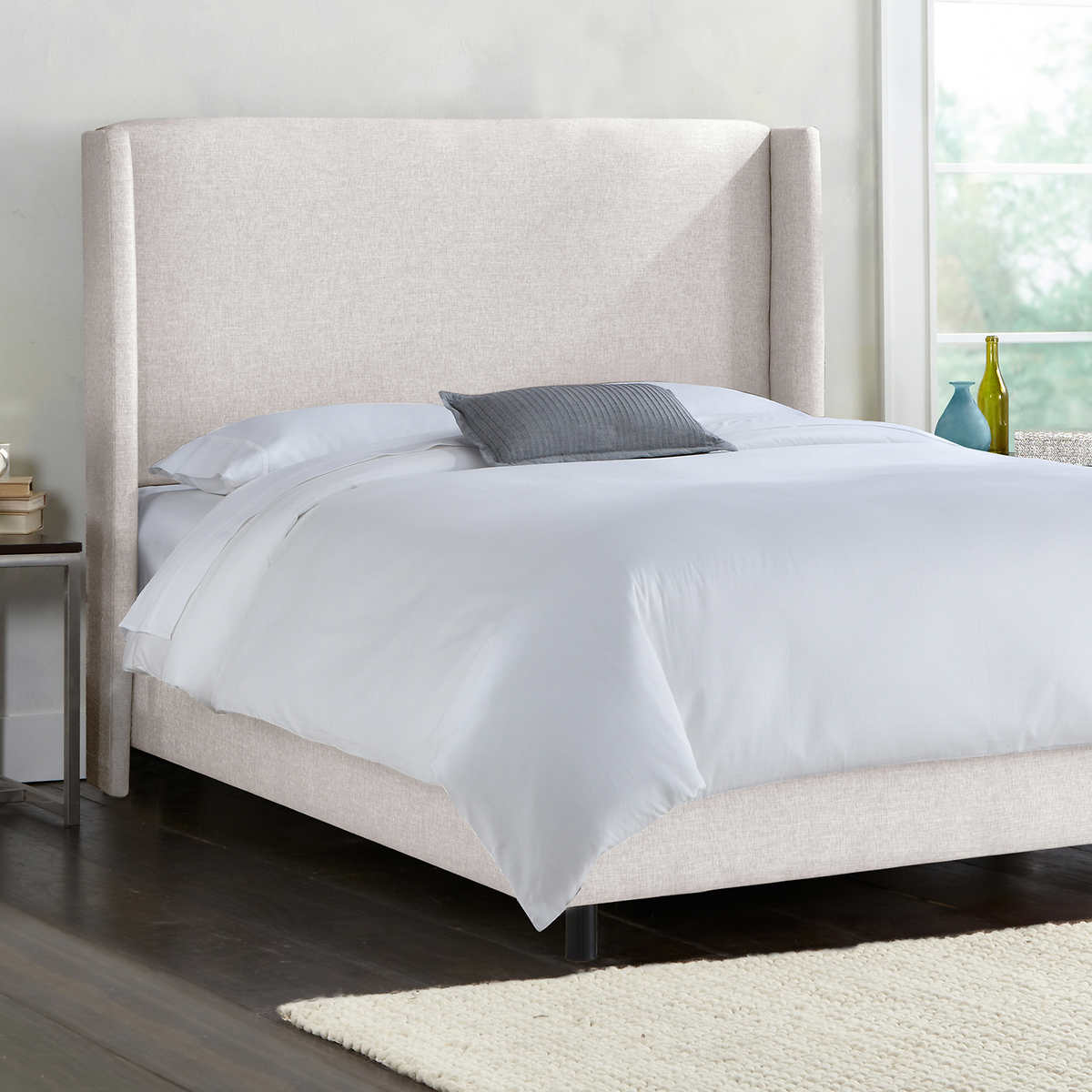 Click to Zoom. Kimball Queen Upholstered Bed in Groupie Oyster