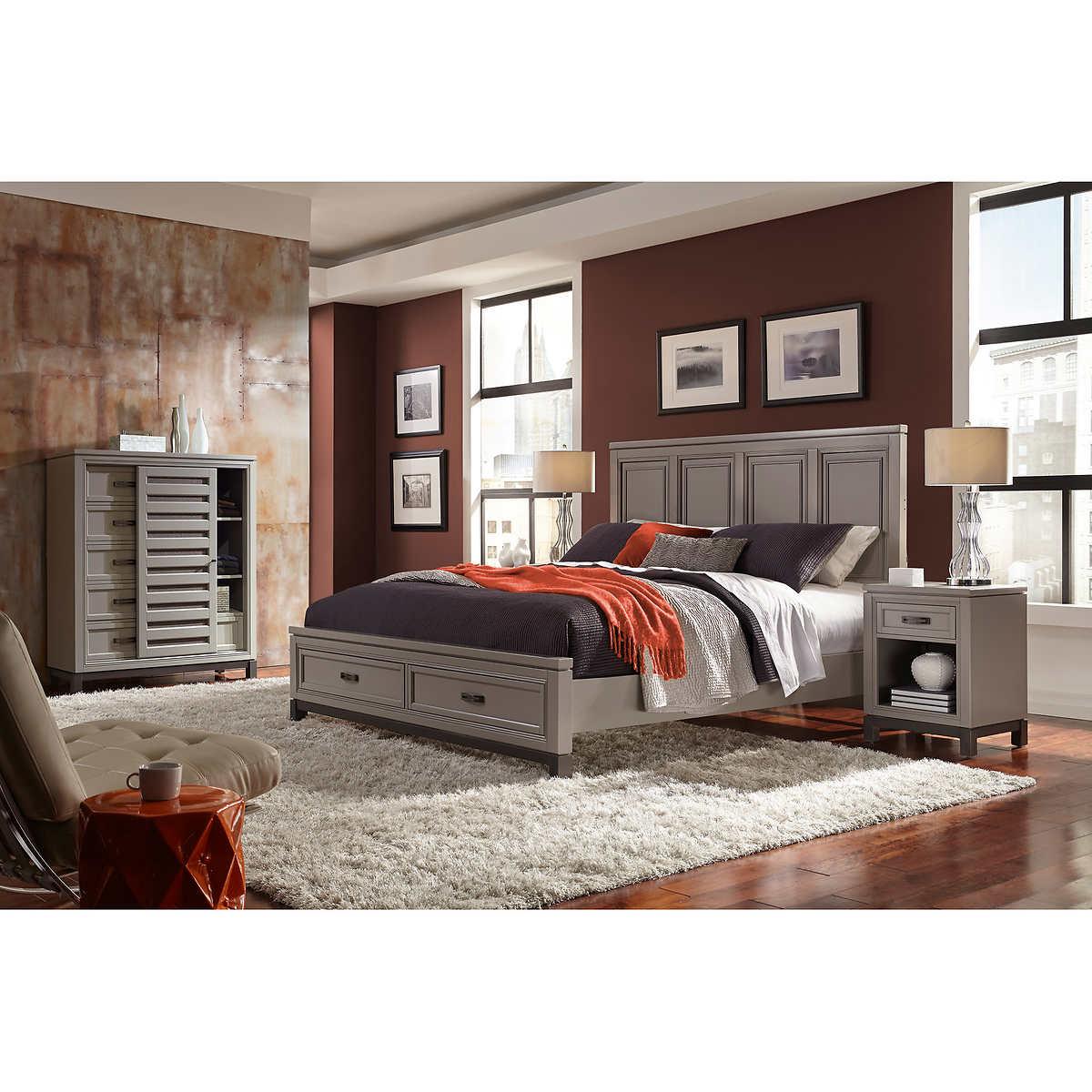 Westwood 4 Piece Bedroom Set Bedroom Review Design