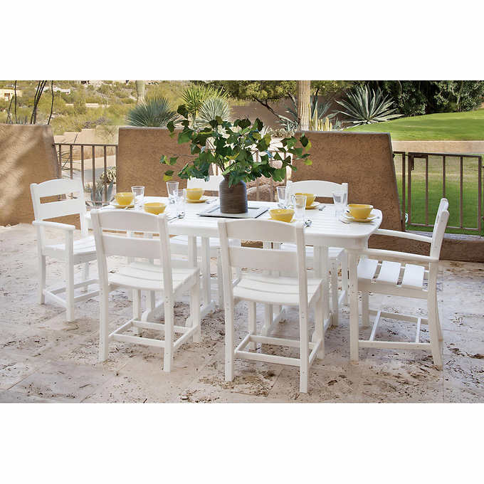 Classics 7-piece Dining Set by Polywood