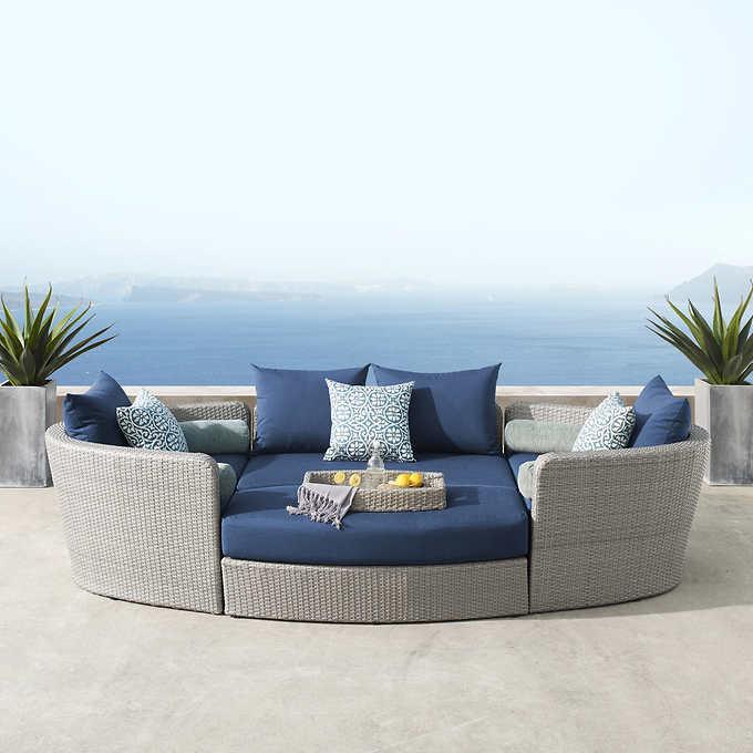 - Venice 4-piece Modular Seating Set By Sirio
