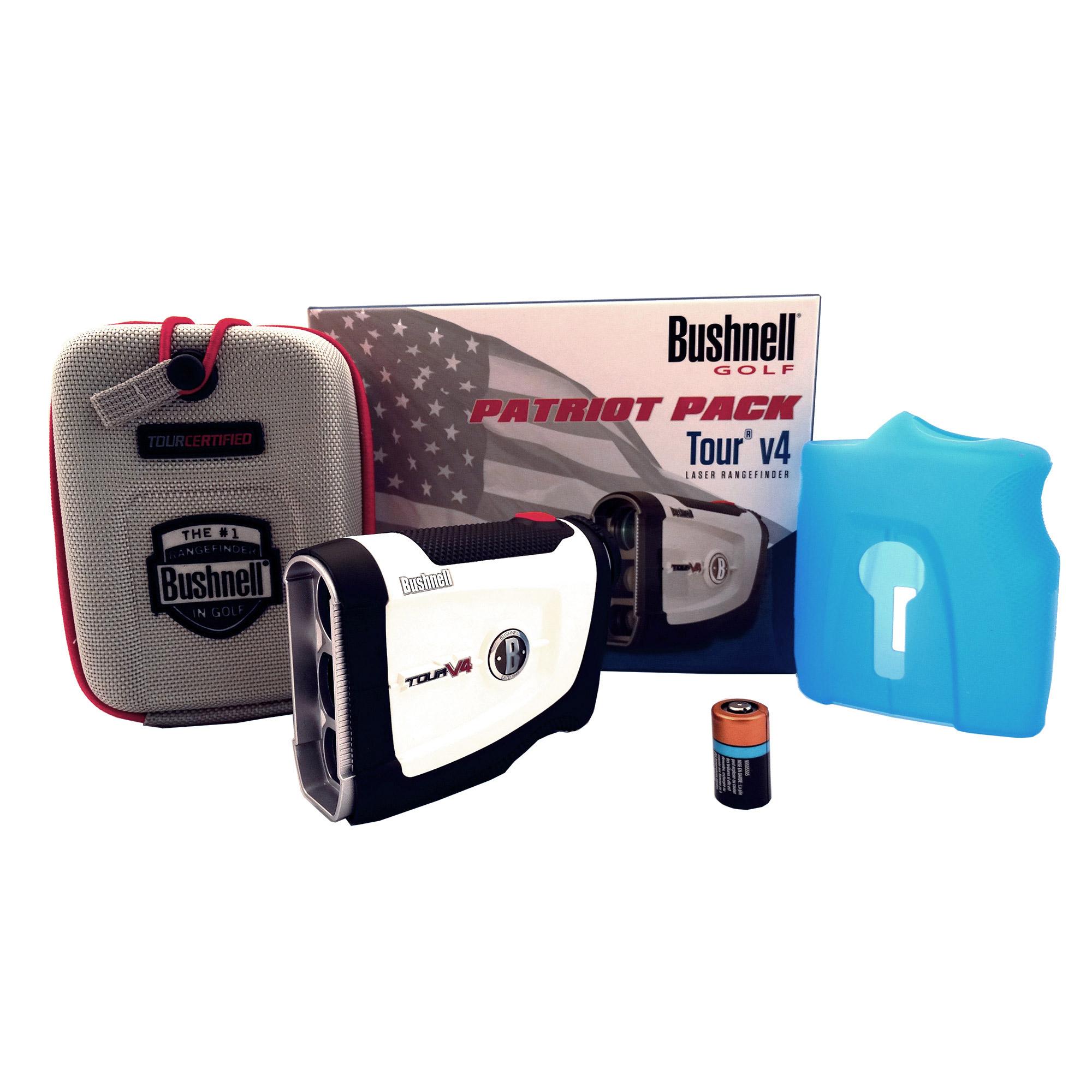 Bushnell Tour V Jolt Laser Rangefinder With Slope Technology