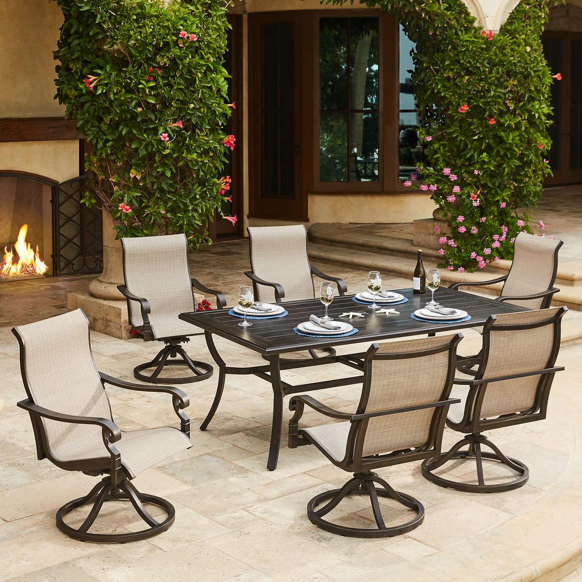 Patio furniture sets costco - Patio Furniture Sets Costco 47