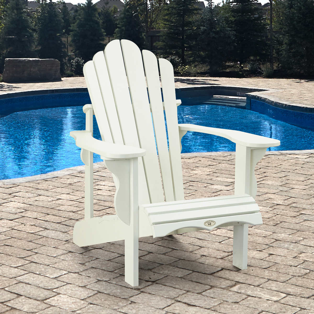 d371f43a48 Adirondack Chair by Leisure Line